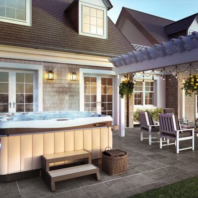 Outdoor Living by Memphis Pool