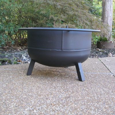 Traditional fire pit