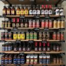 Hot sauces and oils on display at Collierville store