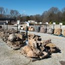 Natural rocks and stones in store at Outdoor Living, Collierville, Memphis Tennessee